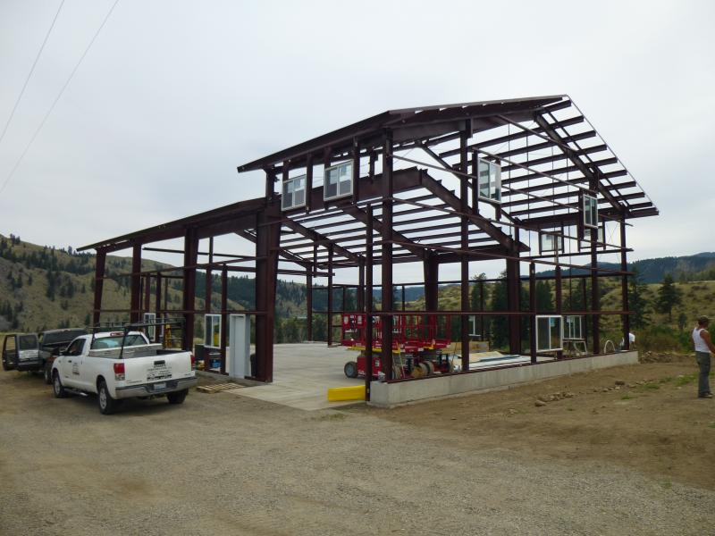 Steel Building Specialists